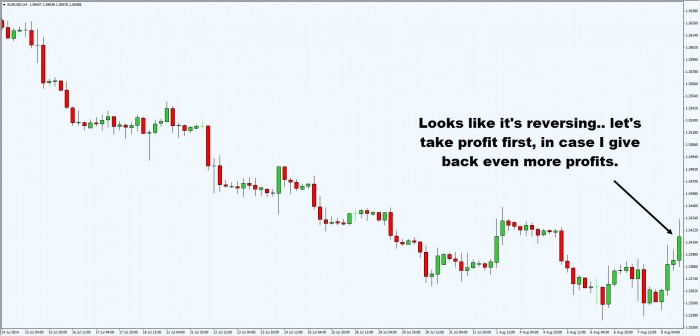 trading mistake 1