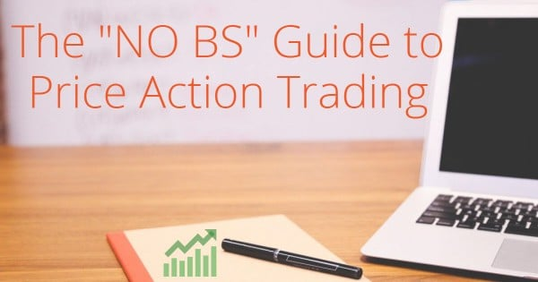 no bs guide to price action trading